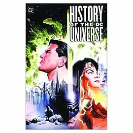 History Of The Dc Universe TP Books