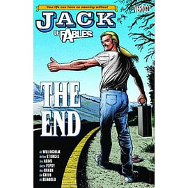 Jack Of Fables TP Vol 09 The End Books