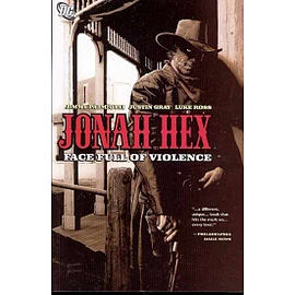 Jonah Hex TP Vol 01 Face Full Of Violence Books