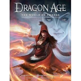 Dragon Age: The World of Thedas Volume 1 Books