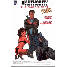 Authority Magnificent Kevin TP Books