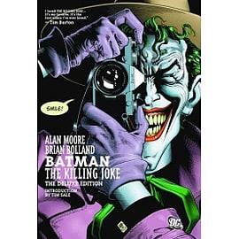 Batman The Killing Joke Special Edition Hardcover Books