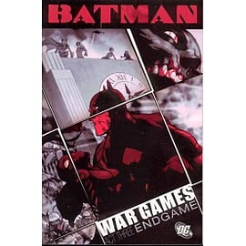 Batman War Games Act Three TP Books