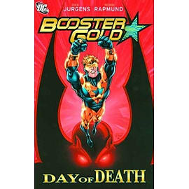 Booster Gold Day Of Death TP Books