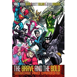 Brave And The Bold Demons And Dragons TP Books