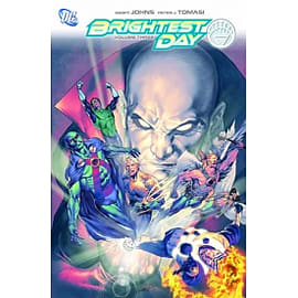 Brightest Day HC Vol 03 Books