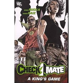 Checkmate TP Vol 01 A Kings Game Books