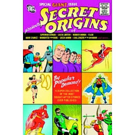 Dc Universe Secret Origins Hc Books
