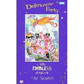 Deliriums Party A Little Endless Storybook HC Books