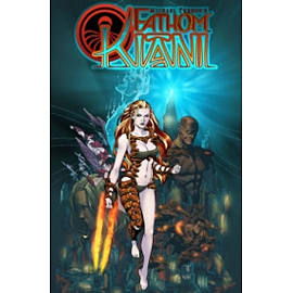 Fathom: Kiani - Blade of Fire TPB Books