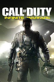 Call of Duty Infinite Warfare Poster 61x91.5cm Posters