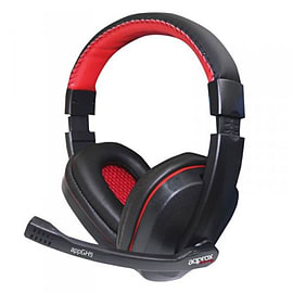 APPGH5 Approx (GH5) Gaming Headset Boom Mic 40mm Drivers Inline Controls 3.5mm Jack Retail - APPGH5 Multi Format and Universal