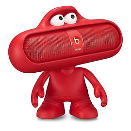 MHE62G/A Apple BEATS PILL DUDE RED - MHE62G/A (Headsets Microphones > Headpho Multi Format and Universal