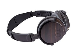 210311 Grape O310 Ebony On Ear Headphones With microphone - 210311 (Headsets Microphones > Headphon Multi Format and Universal
