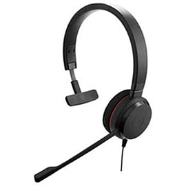5393-829-209 GN Netcom JABRA EVOLVE 30 UC MONO USB HD AUDIO NOISE-CANCELLING - 5393-829-209 (Headse Multi Format and Universal