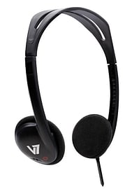 HA300-2EP V7 AUDIO STANDARD HEADPHONES BLK STEREO - HA300-2EP (Headsets Micropho Multi Format and Universal