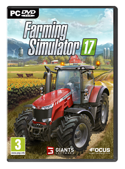 Farming Simulator 17 PC Cover Art