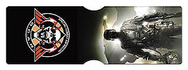 Call of Duty Infinite Warfare Logo Card Holder Memorabilia