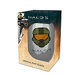 Halo 5 Mask Pint Glass screen shot 2