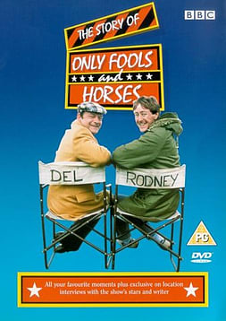 Only Fools And Horses - The Story Of Only Fools And Horses DVD