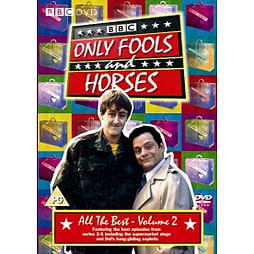 Only Fools And Horses - All The Best - Vol. 2 DVD
