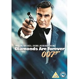 Diamonds Are Forever DVD