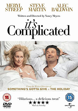 It's Complicated DVD DVD