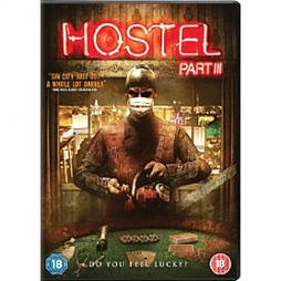 Hostel Part III DVD DVD