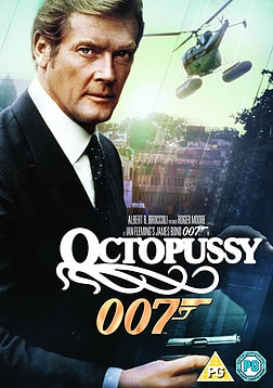 James Bond Octopussy DVD DVD