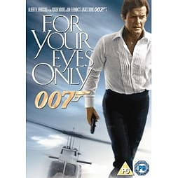 James Bond For Your Eyes Only DVD DVD
