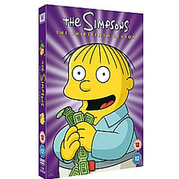 Simpsons - Series 13 - Complete DVD