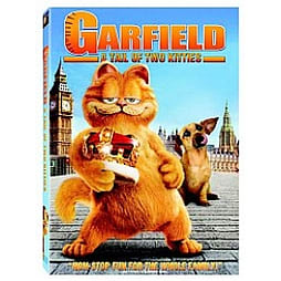 Garfield - A Tail Of Two Kitties DVD