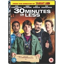 30 Minutes Or Less DVD DVD