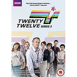 Twenty Twelve - Complete Series 2 DVD