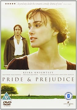 Pride And Prejudice DVD DVD
