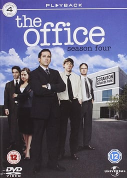 Office, The - An American Workplace - Season 4 DVD