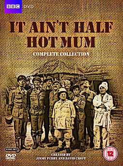 It Aint Half Hot Mum Series 1-8 DVD DVD