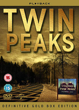 Twin Peaks: Definitive Gold Box Edition DVD DVD