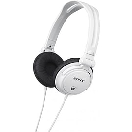 MDRV150W.AE Sony MDR-V150 DJ headphones - White - MDRV150W.AE (Headsets Microphones > Headphones & Multi Format and Universal