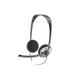 81962-25 Plantronics .Audio 478 Stereo Headset (USB) - 81962-25 (Headsets Microphones > Headphones Multi Format and Universal