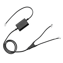 504589 Sennheiser CEHS AV 04 - Phone adaptor - RJ-9 (M) to RJ-12, RJ-45 (M) - 1.03 m - for Avaya 14 Multi Format and Universal