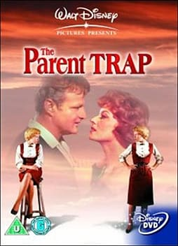Parent Trap DVD