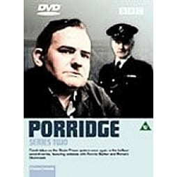 Porridge - Series 2 DVD