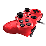 Gioteck VX-3 Wired Controller (PS3) - Red screen shot 1