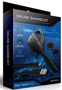 Online Gaming Kit (PS4) PS4