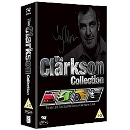 Clarkson Collection DVD