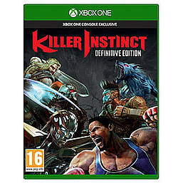 Killer instinct : Definitive Edition XBOX ONE Cover Art
