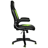 Nitro Concepts C80 Motion Series Gaming Chair - Black/Green screen shot 4