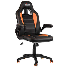 Nitro Concepts C80 Motion Series Gaming Chair - Black/Orange Multi Format and Universal