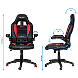 Nitro Concepts C80 Motion Series Gaming Chair - Black/Red screen shot 2
